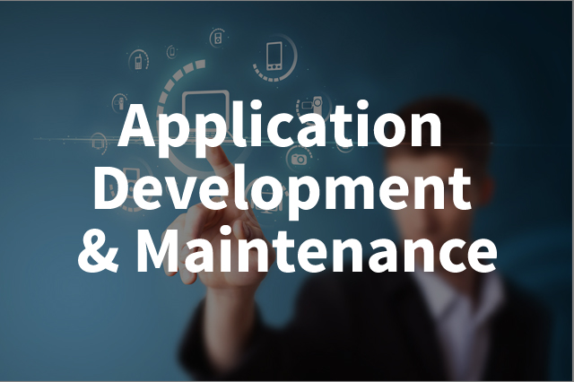 Application development and Maintenaces